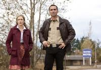 Nestor Carbonell and Vera Farmiga