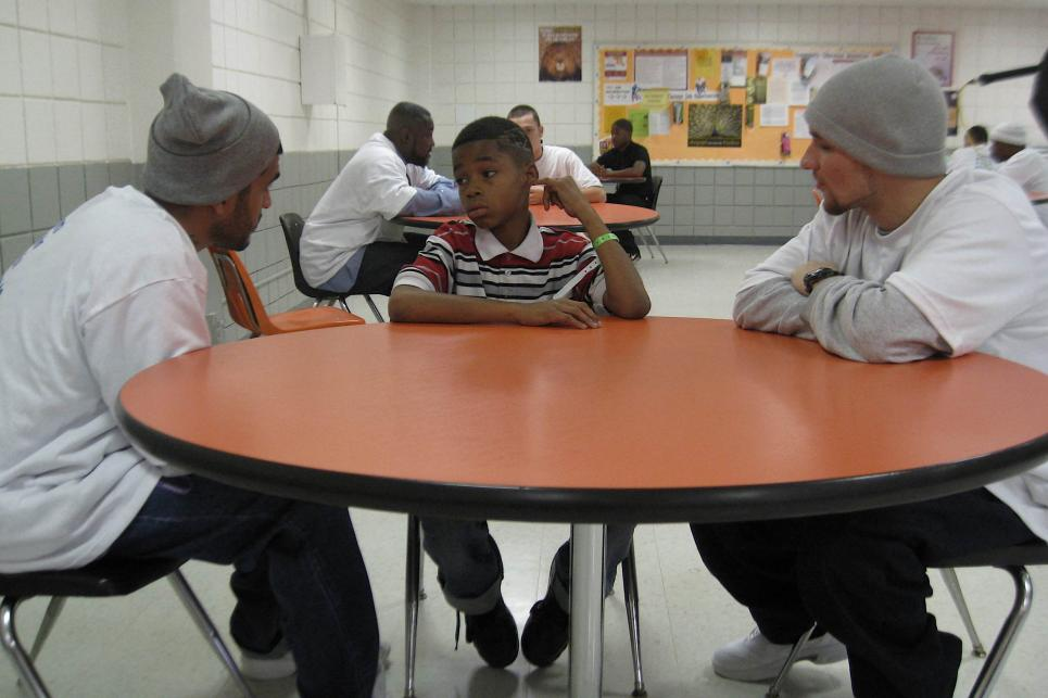 Jessup inmates learn about Sahn's dreams