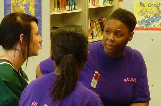 Prisoners United Spreading Hope member helps teen