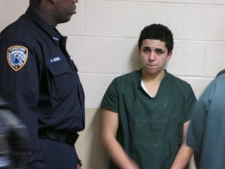 Samer can't escape  jail tour