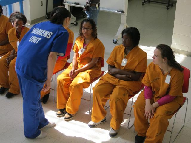 Inmate Tuwana's story strikes a nerve