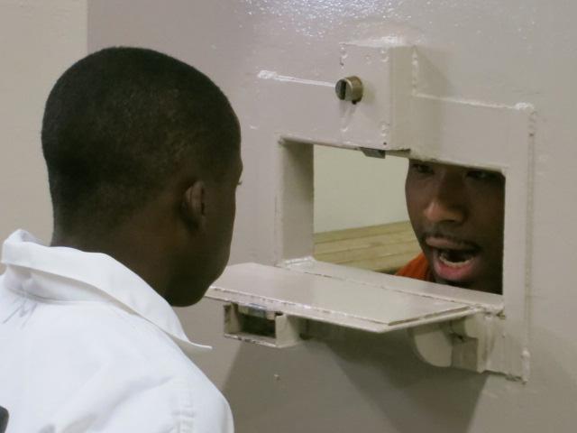 San Bernardino Inmate warns Jamayne