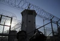 Guard tower at Chowchilla