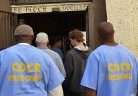 San Quentin inmates lead teens inside