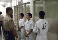 Teens answer to deputies