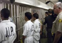 Teens affected by inmates
