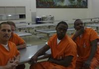 Prisoners await troubled teens