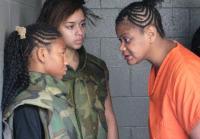 Tiny verbally assaults teens