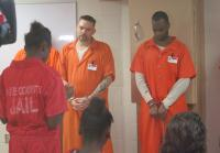 Lake County inmates address teens