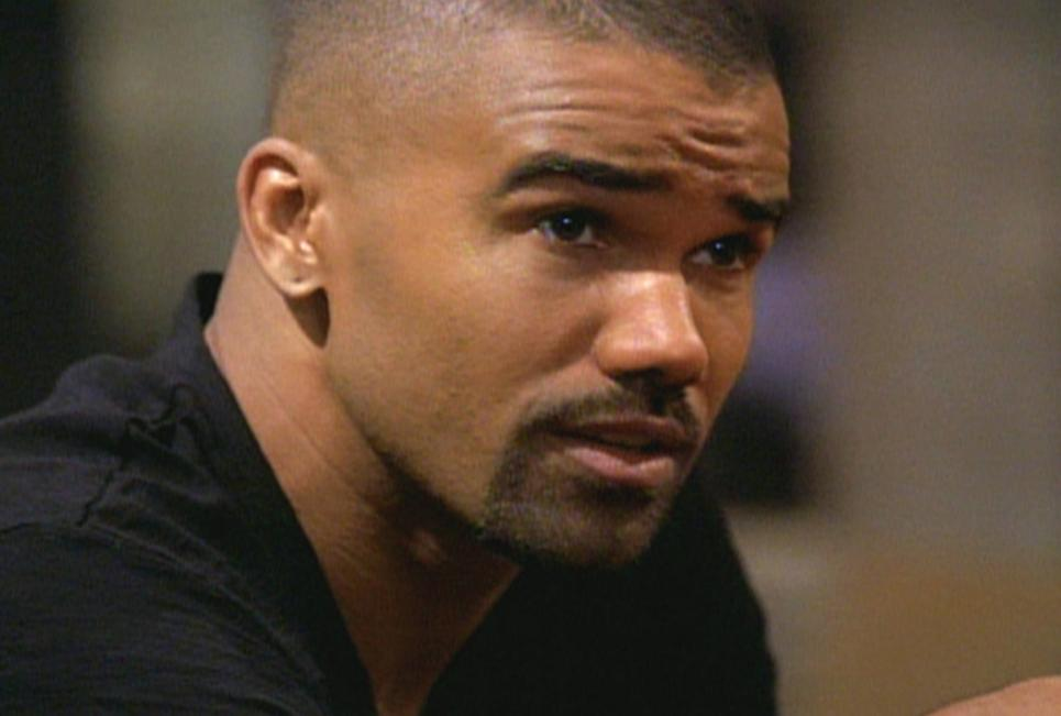 Derek Morgan of Criminal Minds
