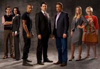 Hotch and Rossi lead the BAU team