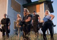 Cast of Dog the Bounty Hunter poses