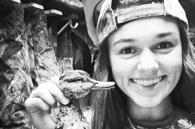 No one call  Sadie Robertson a yuppie