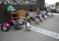 Customized trikes Duck Dynasty 500
