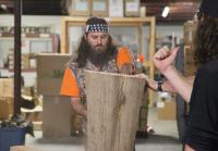 Willie want to make world record duck call
