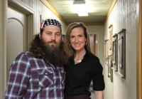 Willie and Korie celebrate Duck Commander's 40th anniversary