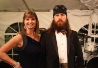 Missy and Jase get dressed up