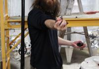 Jase makes wine