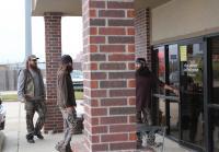 Jep takes crew to coffee shop