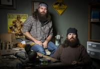 Willie and Jase appear in Duck Dynasty Season 2