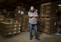 Willie helped Duck Commander make millions