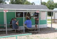 Duck Commander gets snow cones