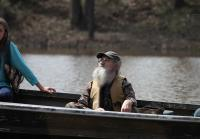 Uncle Si is eager to talk to Sadie