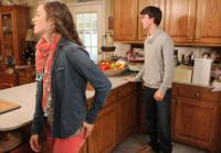 Sadie and John Luke tell Kay they're going bowling