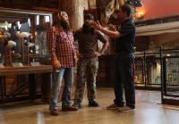 Willie and Jase visit Bass Pro Shop