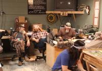 Duck Commander crew has HR training session