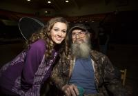 Uncle Si loves niece Sadie more than iced tea