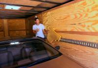 Jarrett unloads DeLorean