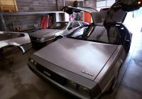 DeLorean's doors might pose problems