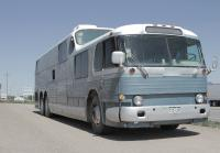 Greyhound Scenic Cruiser considered monster bus