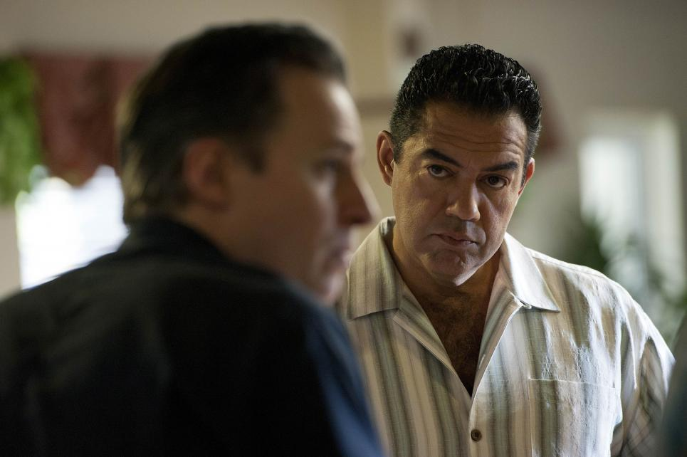 Dr. Sloan tells Carlos alibi