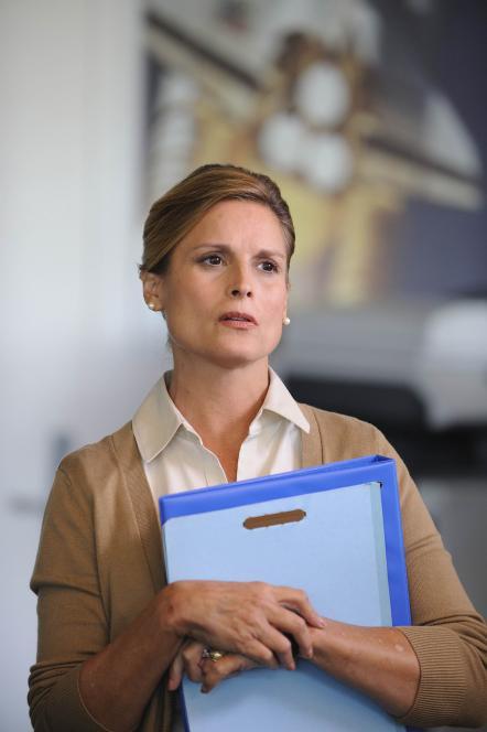 Debra Slayton considers whether to reveal more evidence