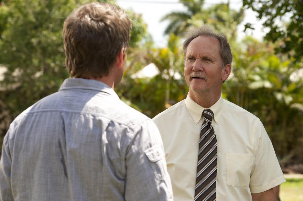 Trent tells Jim his prayers were answered