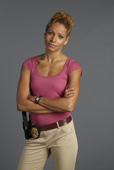 Michelle Hurd plays Colleen Manus