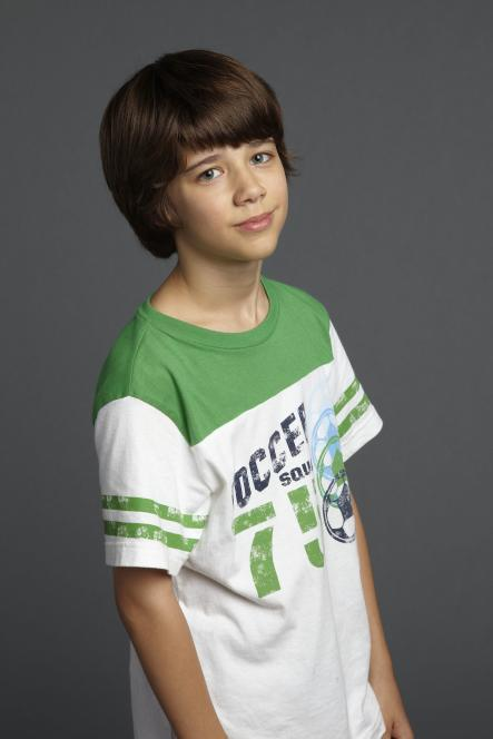 Uriah Shelton plays Jeff Cargill
