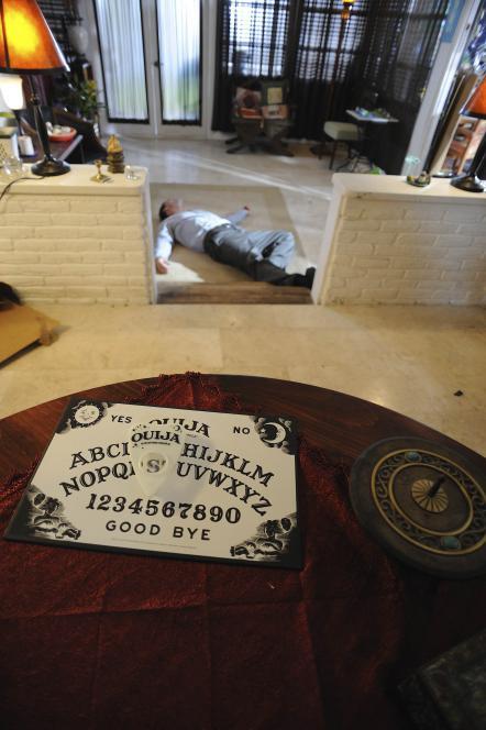 Patrick Zelman is found dead near Ouija Board