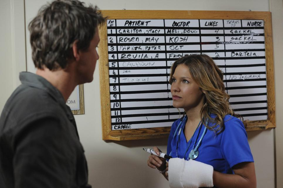 Jim and Callie discuss White Coat party