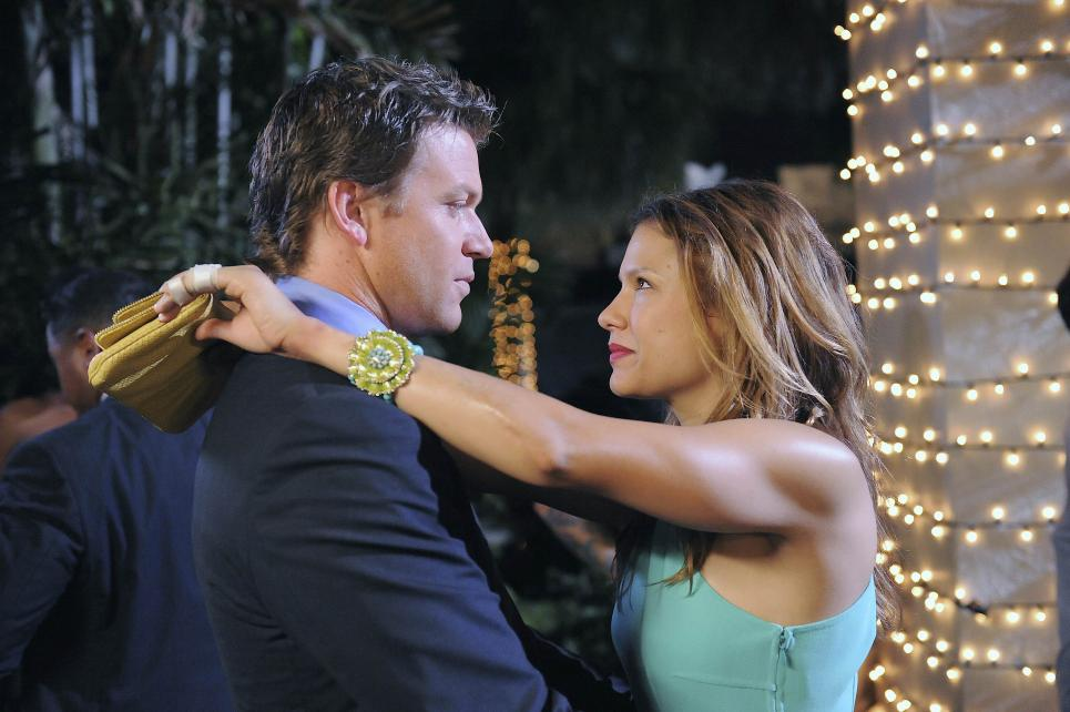 Longworth and Callie dance
