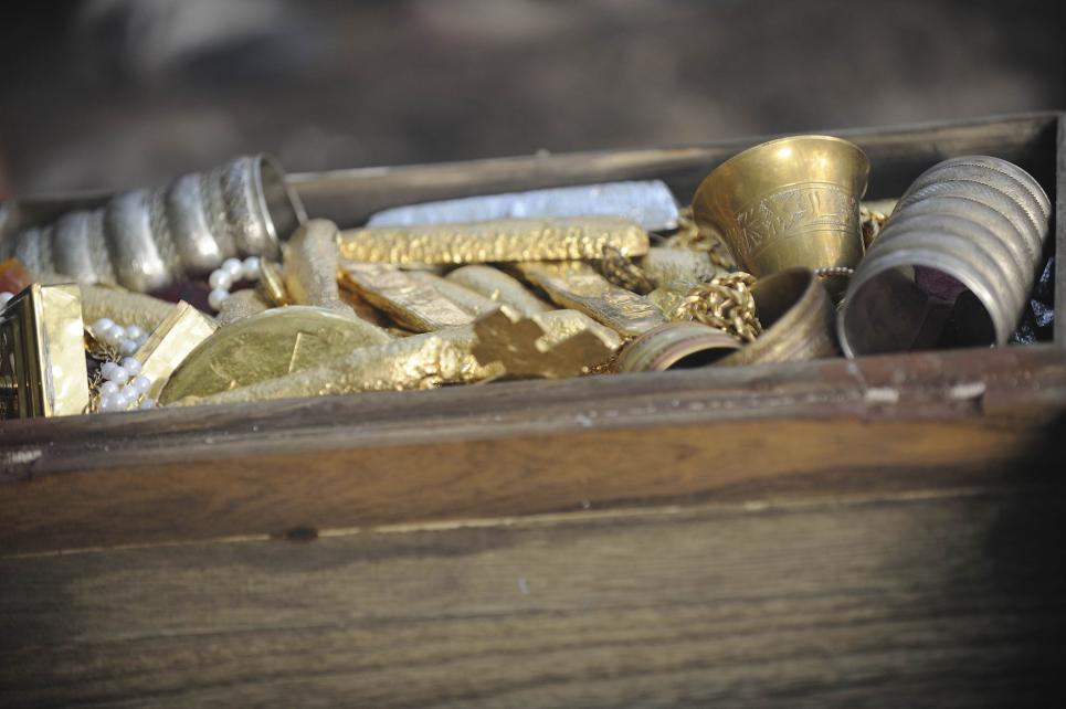 Magdalena treasure