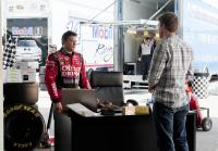 NASCAR driver Tony Stewart guest stars