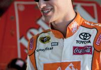 Driver Joey Logano guest stars