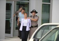 Police remove killer from NASA building