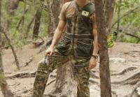 Survivalist who runs Colonel Forey's Swamp Adventure