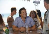 Jim Longworth chats up bartender
