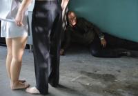 Cheating lovers stumble upon victim