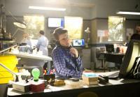 Daniel tells Jim about victim's husband's eBay transactions